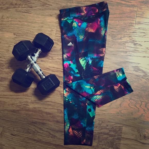adidas Pants - Adidas workout leggings